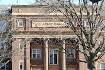 University of Illinois Main Quad, Urbana, United States