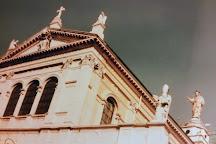 Basilica Del Sacro Cuore Di Gesu, Rome, Italy