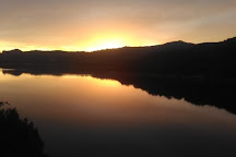 Lake Gusana, Gavoi, Italy