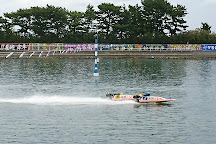 Boat Race Hamanako, Kosai, Japan