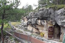 Wonderland Caves, Nemo, United States