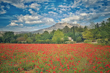 Montagne Sainte Victoire, Provence-Alpes-Cote d'Azur, France