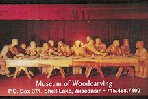 Museum of Woodcarving, Shell Lake, United States