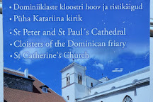 St. Peter and St. Paul's Cathedral, Tallinn, Estonia