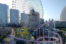 Yokohama Cosmo World, Yokohama, Japan