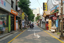 Insadong, Seoul, South Korea