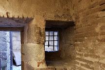 Museu d'Historia Medieval de la Curia-Preso, s.XIV, Castello d'Empuries, Spain