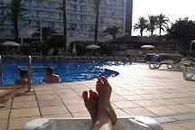 Massage Beach Ibiza, Playa d'en Bossa, Spain