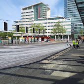 Bus Station  Eindhoven Centraal