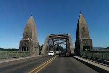 Siuslaw River Bridge, Florence, United States