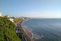 La Cote des Basques, Biarritz, France