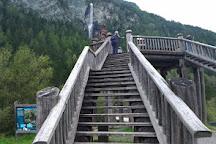 Vodopad Jungfernsprung, Heiligenblut, Austria