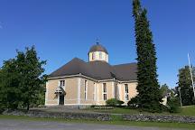 Parikkalan kirkko, Parikkala, Finland