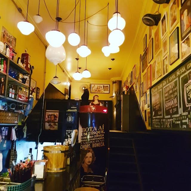 Bombshell Bar