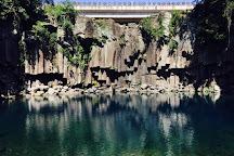 Cheonjeyeon Falls, Seogwipo, South Korea