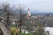 Church of St. John the Baptist, Zasip, Slovenia