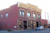 Kittitas County Historical Museum, Ellensburg, United States