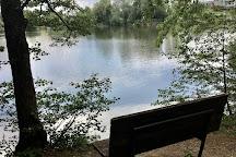 Koseze Pond, Ljubljana, Slovenia