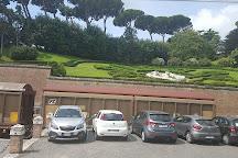 Vatican Gardens, Vatican City, Italy