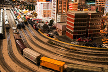 Merchants Square Model Train Exhibit, Allentown, United States