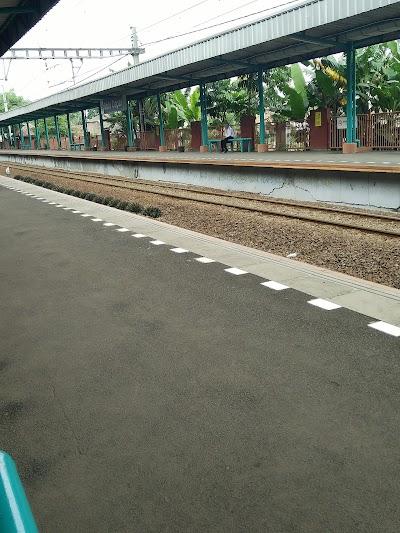 Batu Ceper Station