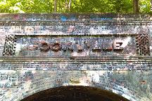 Moonville Tunnel, Vinton, United States