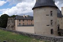 Chateau de Villeneuve-Lembron, Villeneuve, France