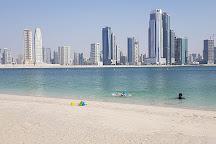 Al Mamzar Beach Park, Dubai, United Arab Emirates
