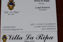 Villa La Ripa, Arezzo, Italy