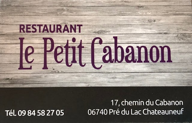 Le Petit Cabanon