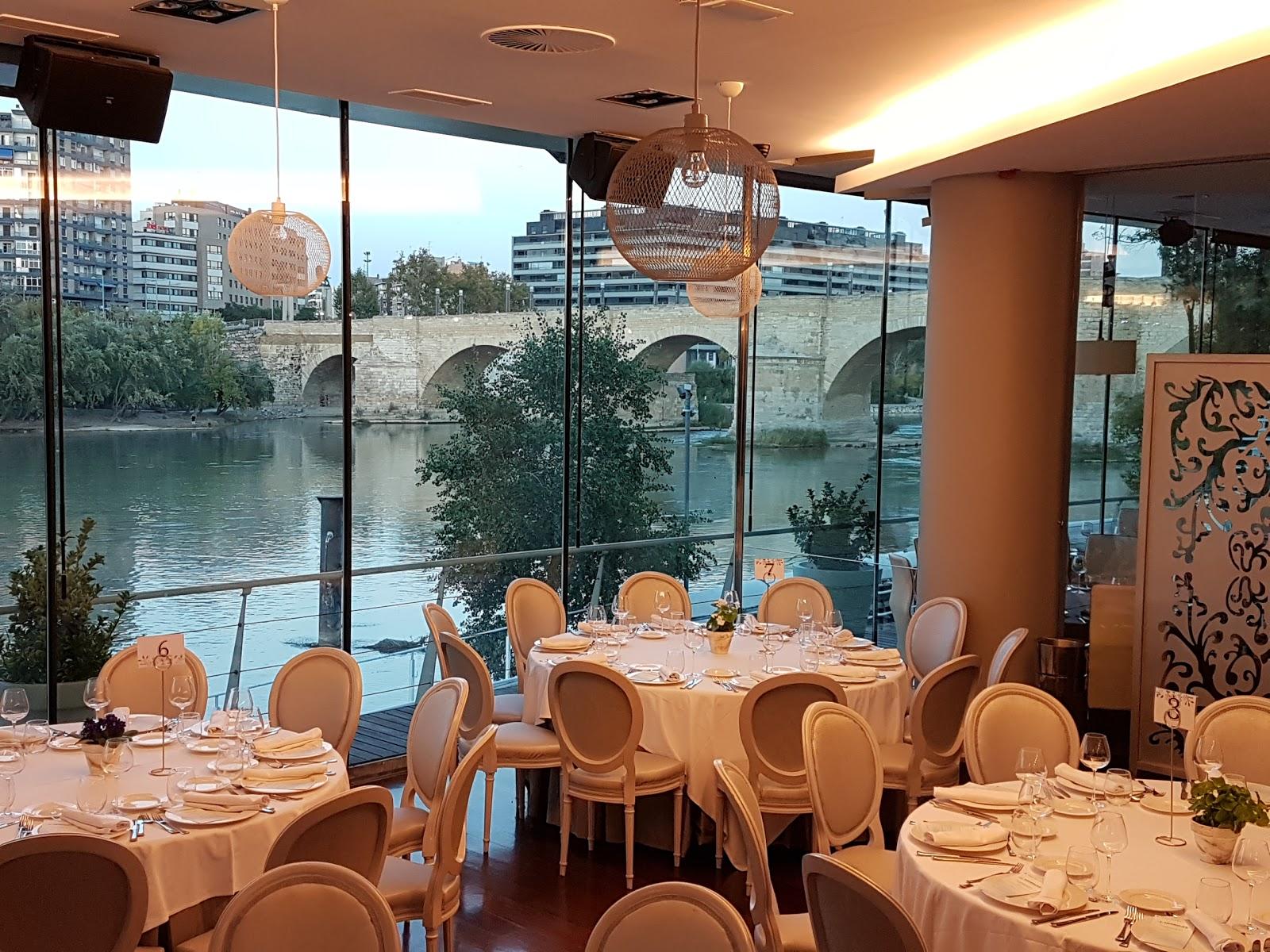 Zaragoza zaragoza qu ver y d nde dormir - Restaurante club nautico zaragoza ...