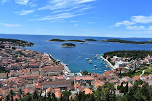Spanish Fortress, Hvar, Croatia