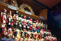 German Christmas Museum (Deutsches Weihnachtsmuseum), Rothenburg, Germany