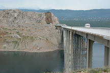 Krcki most, Omisalj, Croatia