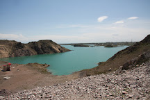 Kapchagay Reservoir, Kapchagay, Kazakhstan