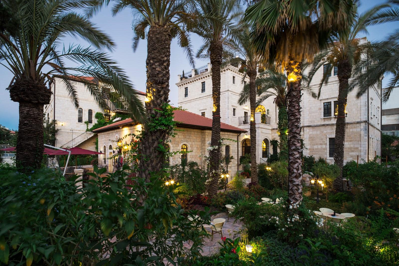 The American Colony Hotel Jerusalem
