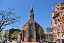 Hauptkirche St. Katharinen, Hamburg, Germany