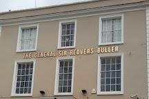 General Sir Redvers Buller Statue, Exeter, United Kingdom