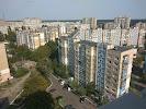 Фестивальный, проспект Владимира Маяковского на фото Киева