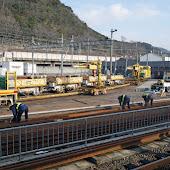 Железнодорожная станция  Shinomiya(Nara)