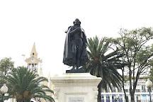 Plaza Parque Central, Loja, Ecuador