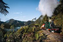 West Coast Wilderness Railway, Queenstown, Australia