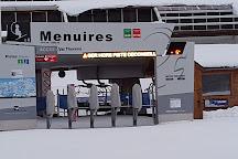 Les Menuires, Les Menuires, France