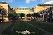 Jardins des Archives Nationales, Paris, France