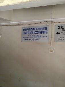 Thampy Mathew And Associates thiruvananthapuram