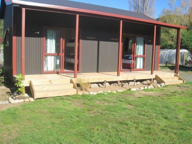 Barn Backpacker's & Camping Ground