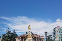 Fountain Of Neptun, Batumi, Georgia