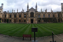 Corpus Christi College, Cambridge, United Kingdom