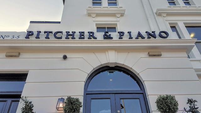 Pitcher & Piano Tunbridge Wells