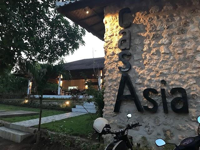 Casa Asia Restaurant Bingin